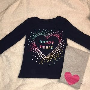 NWT CARTERS OUTFIT